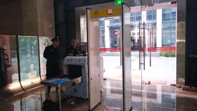 揭秘通过式金属探测安检门的生产制作流程