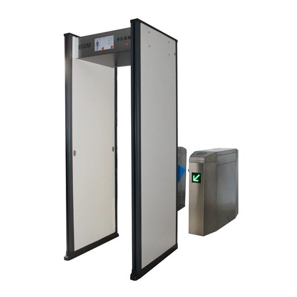 智能手机检测安检门