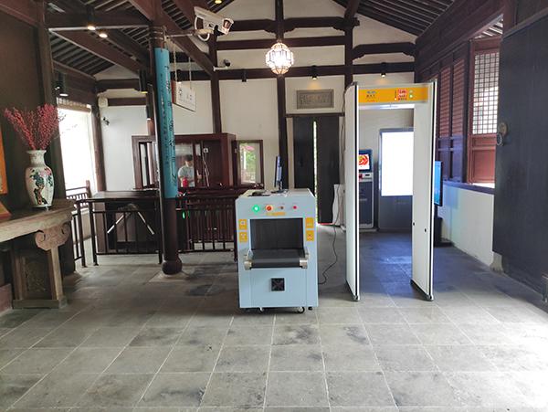 景区安检门