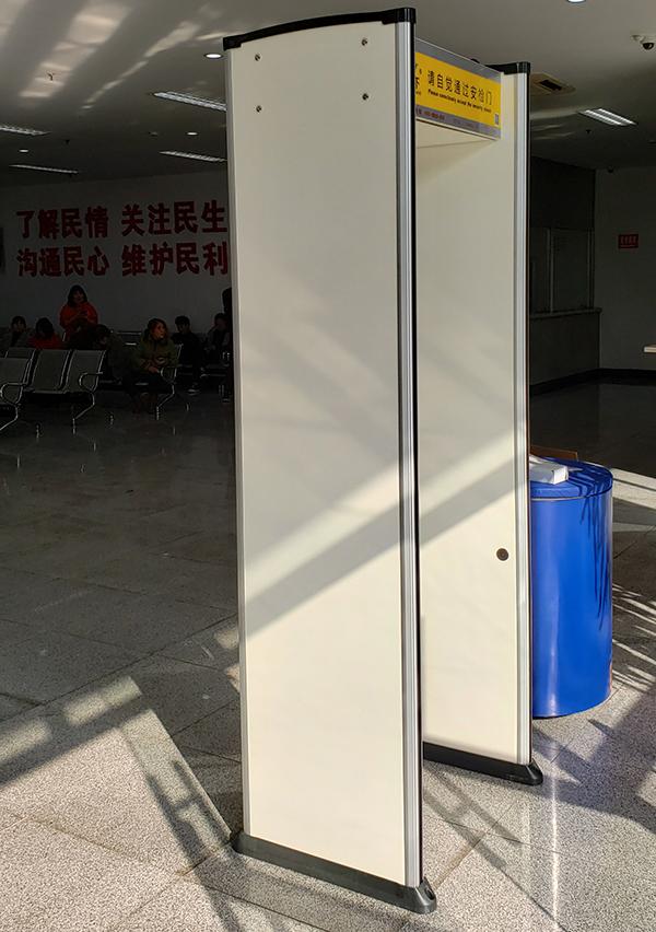 公检法专用安检门
