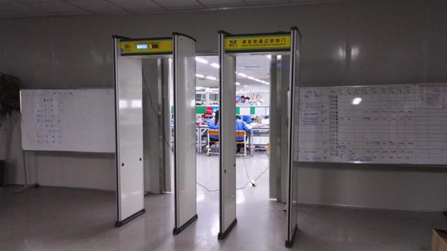 金属检测安检门