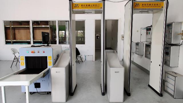 探天下安检服务方案成功服务捷锐企业(上海)有限公司