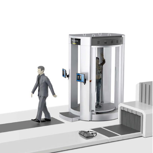 毫米波智能安检系统
