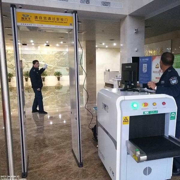 医院金属探测安检门