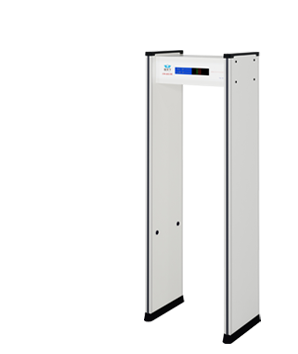 豪华型室外防雨安检门ETW-600D(PW)