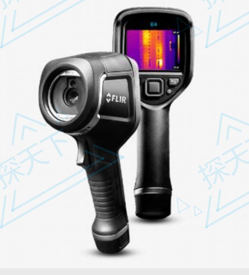 美国FLIR E4红外热像仪