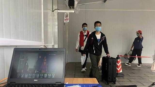 红外热成像人体测温仪功能新升级,助力疫情防控