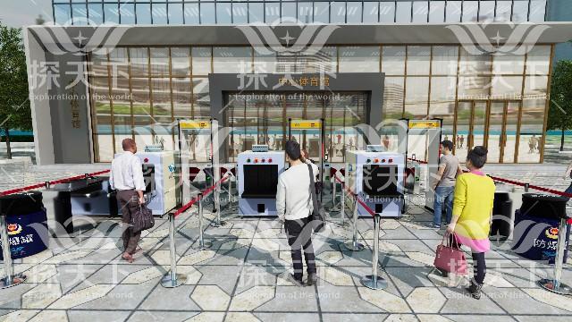 """""""探天下""""技术总监:公交车站配备液体探测仪势在必行"""