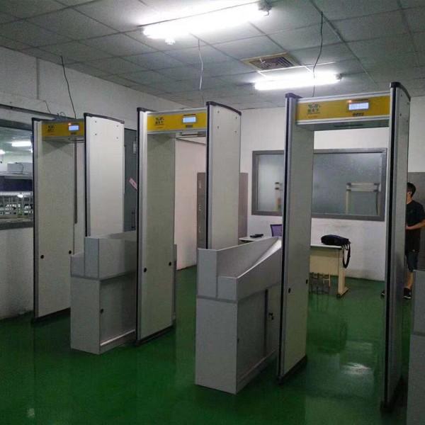 电子厂安检门