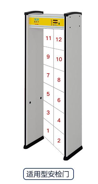适用型安检门