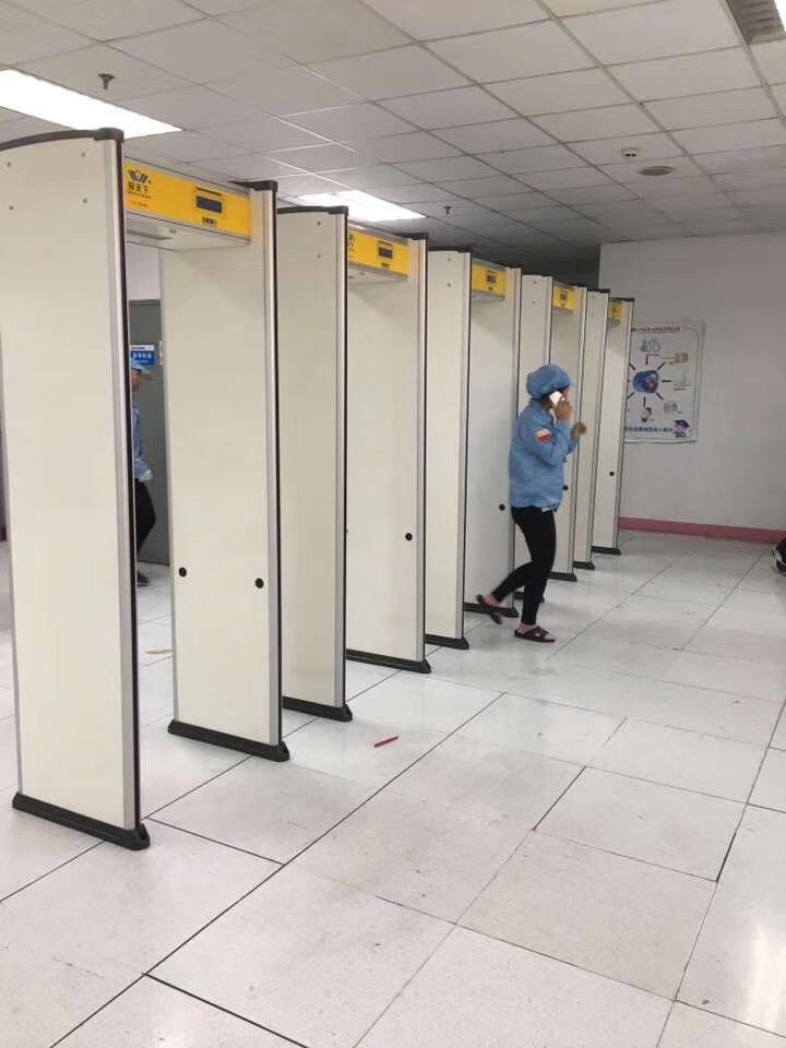 电子产品防偷安检门