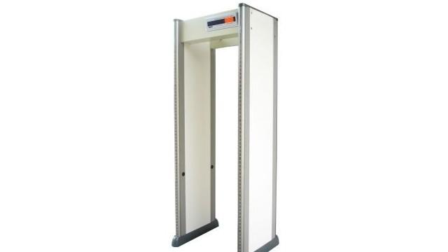 体温安检门-测温安检门厂家直销,为武汉疫情防控措施提供有力保障