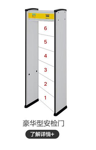 豪华型安检门