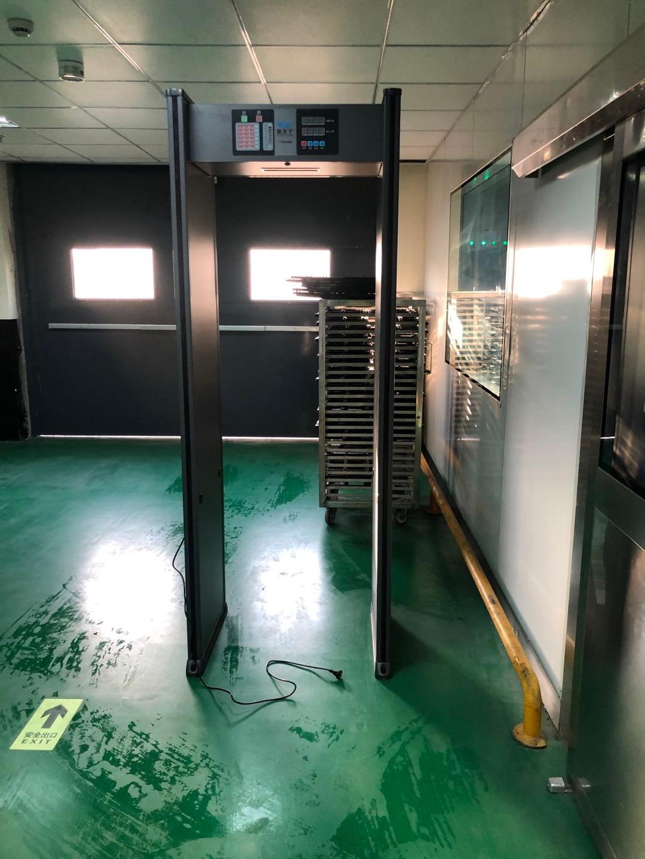 数码金属安检门