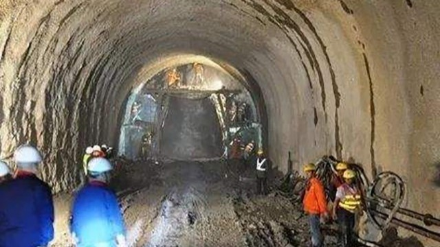 隧道金属探测安检门