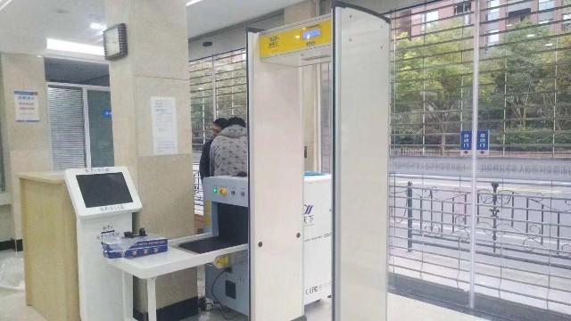 体温安检门-红外体温安检门,阻止新型肺炎疫情蔓延,全力保障公众安全