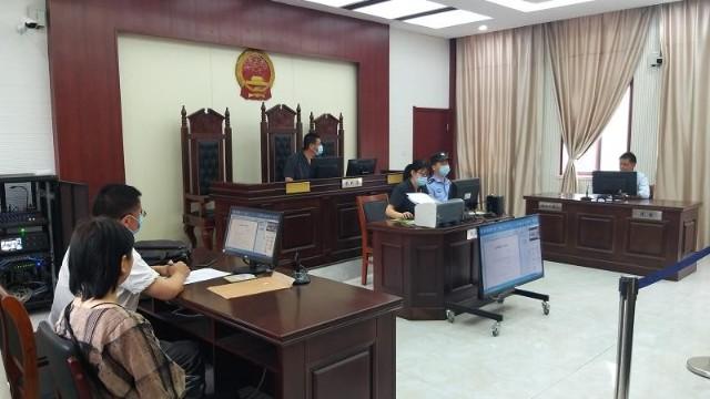 法院安检门