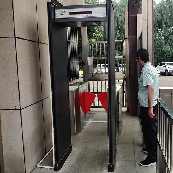 室外防水安检门