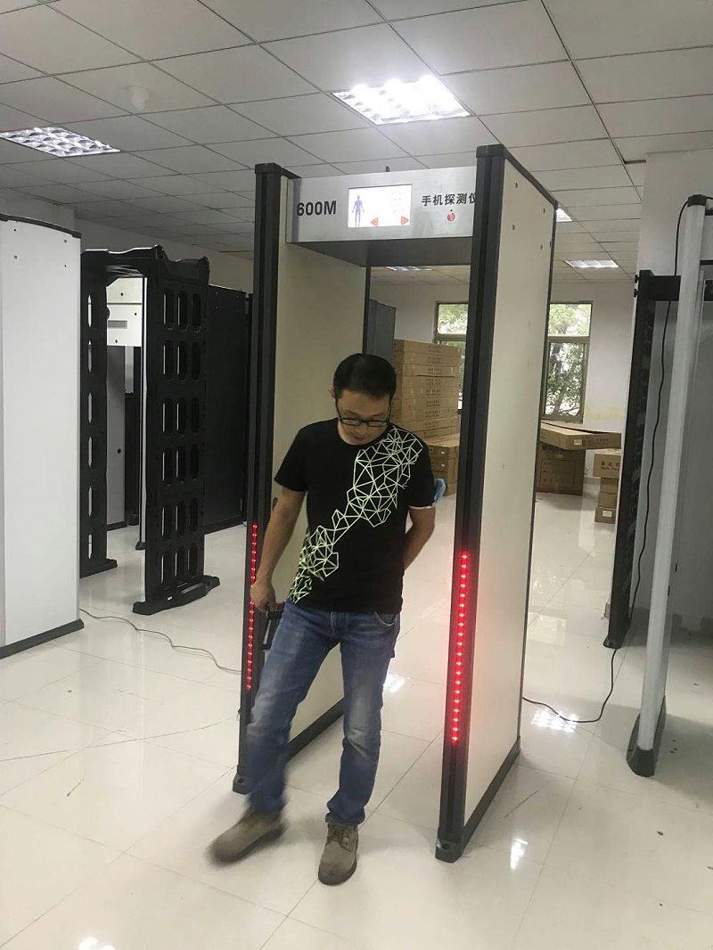 手机探测门