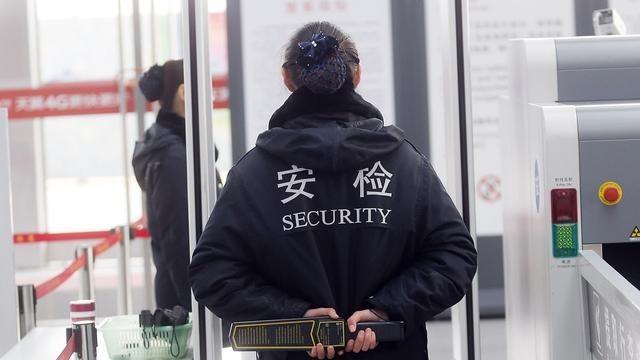 智能安检设备